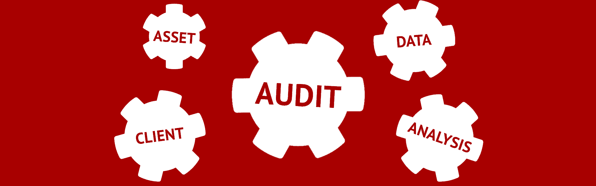 seo audit checklist template - showing audit analysis data asset client in cogs